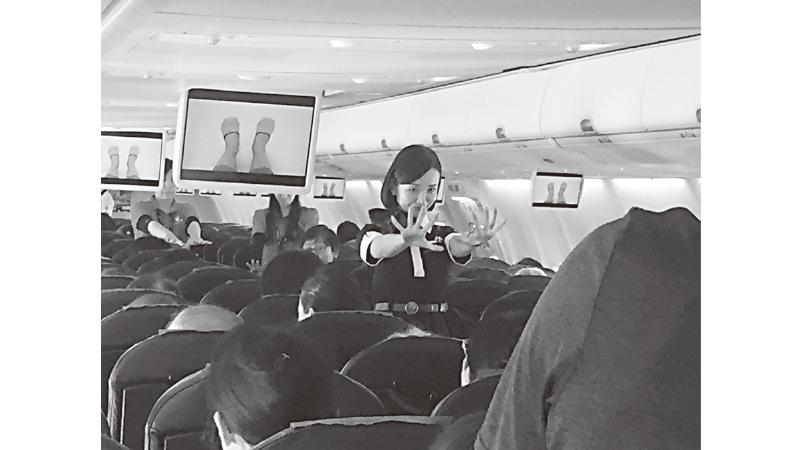 JAL×「早稲田イーライフ」が介護予防チャーターを実施!