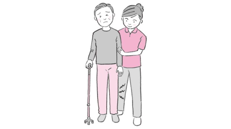 関節リウマチ・変形性関節症の介護術
