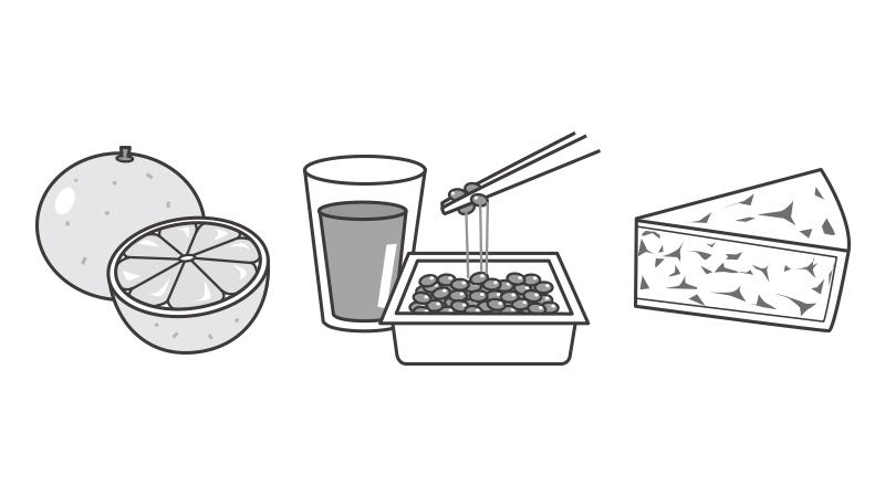 食事内容によって、薬の効果にどんな影響が出るの?