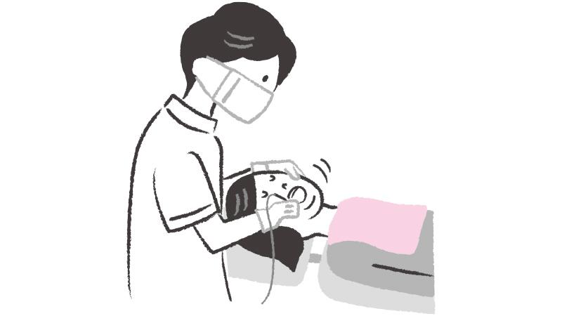 ⾼齢者は⼝腔ケアに対する意識が低い
